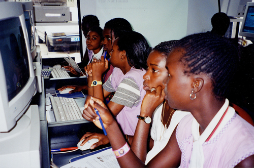 computer course in africa